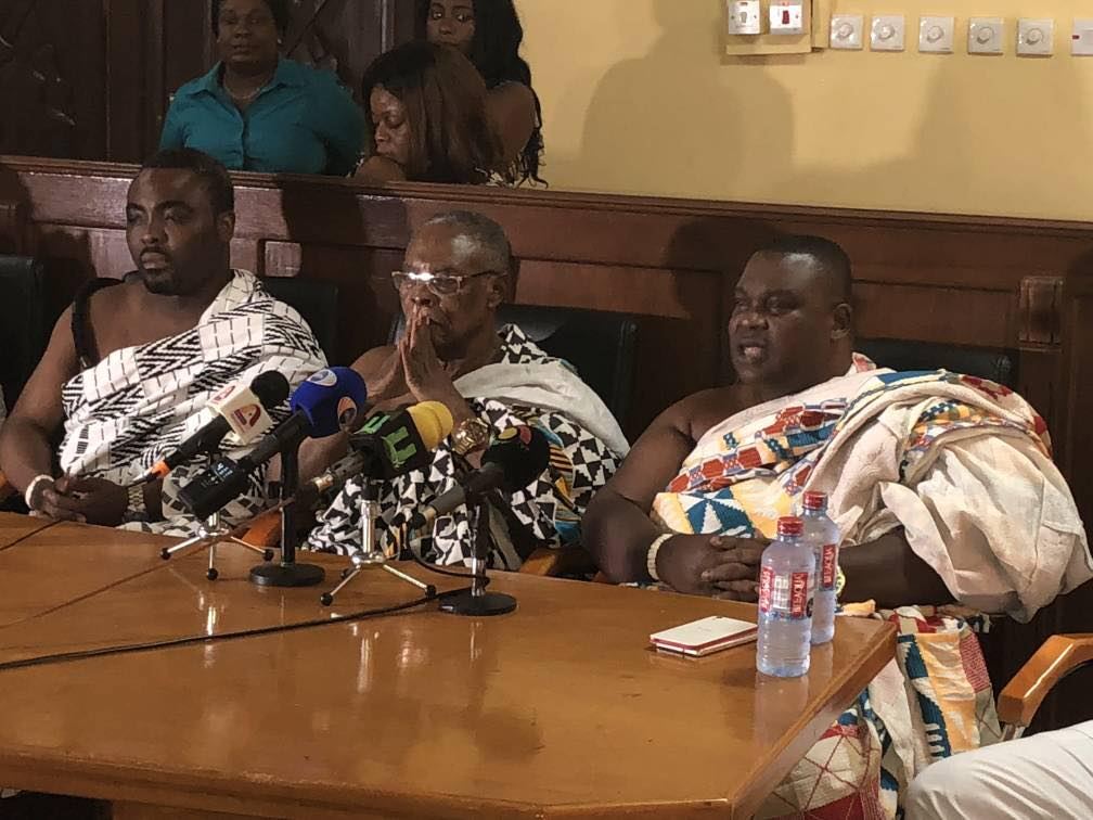 GBESE MANTSE SUPPORTS AKUFO-ADDO IN DEVELOPING THE RAILWAY INDUSTRY.